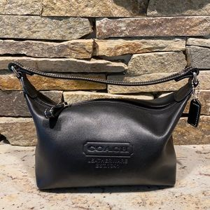 Vintage coach leatherware est 1941 Top handle bag